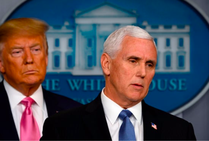 Fox News tiết lộ Phó Tổng thống Pence sẽ không đến chia tay ông Trump
