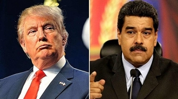 """Ngày cuối cùng rời nhiệm sở, Trump vẫn """"ra đòn"""" với ngành dầu mỏ Venezuela"""