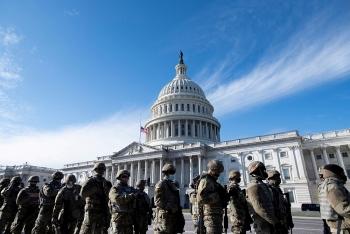 Gần 200 lính Vệ binh quốc gia bảo vệ lễ nhậm chức của ông Joe Biden dương tính với SARS-CoV-2