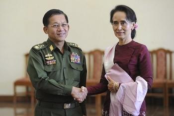 Reuters hé lộ nhân vật thật sự đứng sau cuộc chính biến ở Myanmar