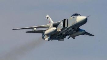 Su-24 Nga dội bom căn cứ đầu não của nhóm khủng bố Chechnya, tiêu diệt hàng trăm tay súng