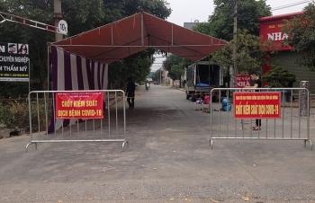 Hải Dương tức tốc phong tỏa toàn bộ huyện Cẩm Giàng, nhiều trường hợp khai báo không trung thực