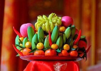 Mâm ngũ quả ngày Tết mang ý nghĩa gì trong đời sống văn hóa của người Việt?