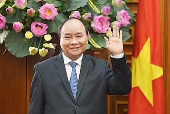 Thủ tướng Nguyễn Xuân Phúc: Phát huy truyền thống, tiếp tục xây dựng đất nước giàu mạnh