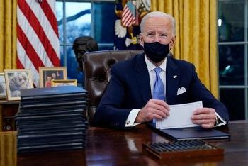 Tổng thống Biden thu hồi sắc lệnh về tình trạng khẩn cấp nhằm xây dựng tường biên giới với Mexico