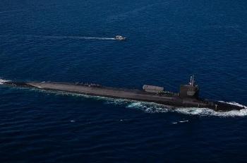 Tàu ngầm nguy hiểm nhất của Mỹ bị tước bỏ vũ khí hạt nhân