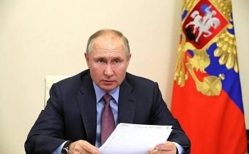 Ông Putin: Nga sẽ bảo vệ Donbass khỏi mọi mối đe dọa từ phía Ukraine