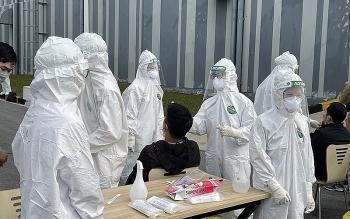 Đã có kết quả xét nghiệm 517 mẫu F1, F2 của bệnh nhân người Nhật