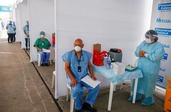 Lộ lọt danh sách gần 500 quan chức cấp cao của Peru bí mật tiêm chủng vaccine ngừa COVID-19