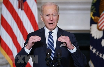 Tổng thống Biden từ chối tiếp đón các nhà lãnh đạo nước ngoài trong vòng vài tháng