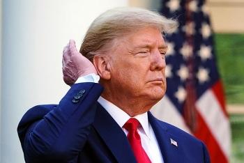 Sau hàng loạt ồn ào, Trump vẫn là ứng cử viên Tổng thống hàng đầu của phe Cộng hòa năm 2024