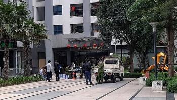 Hà Nội: Đang xét nghiệm Covid-19 người nước ngoài tử vong tại tòa nhà Goldmark City
