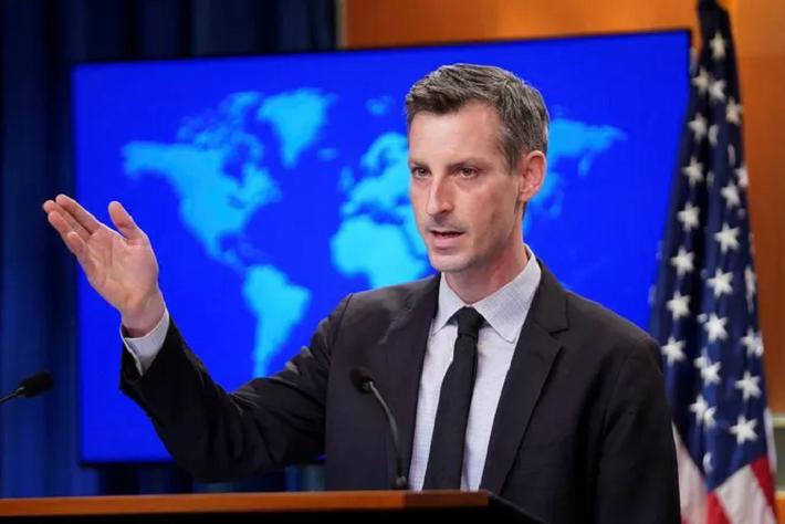 """Mỹ cho rằng việc hàng loạt tên lửa nhắm vào đại sứ quán Mỹ ở Iraq là """"sự xúc phạm"""""""