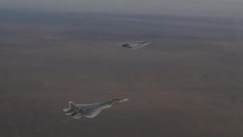 Okhotnik và Su-57 xuyên thủng phòng không đối phương bằng cách nào?