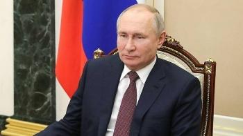 Tổng thống Putin tự tin về khả năng chiến đấu của các lực lượng vũ trang Nga