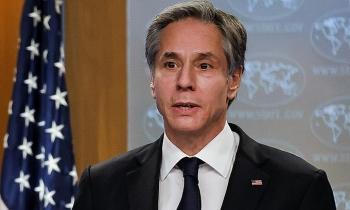 Mỹ phong tỏa tài sản, áp lệnh cấm nhập cảnh với hai tướng Myanmar