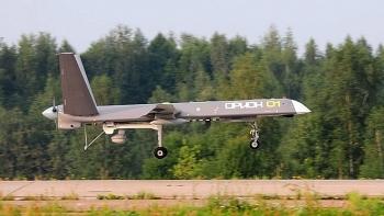 Nga lần đầu công bố video UAV không kích phiến quân Syria
