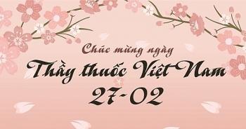 Những lời chúc ý nghĩa ngày Thầy thuốc Việt Nam 27/2