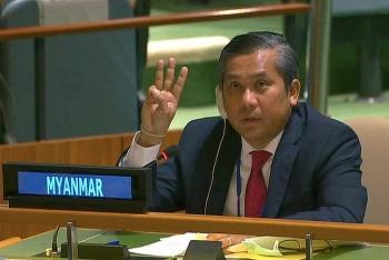Myanmar cách chức đại sứ ở LHQ vì chỉ trích chính quyền quân sự, phản đối đảo chính