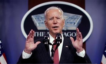 Ông Biden giải thích ra sao về lý do không kích Syria?