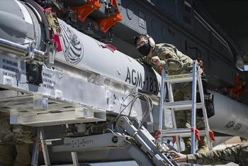 Không quân Mỹ sắp sửa được trang bị 400 tên lửa tàng hình có khả năng vươn tới tận lãnh thổ Nga