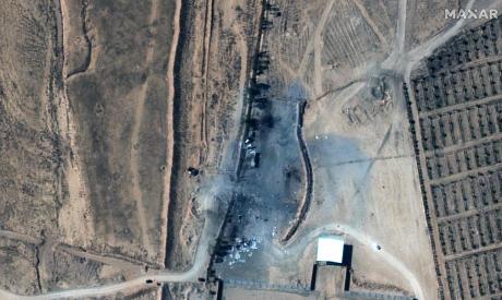 Lầu Năm Góc thông báo kết quả cuộc không kích miền Đông Syria, ghi nhận có thương vong