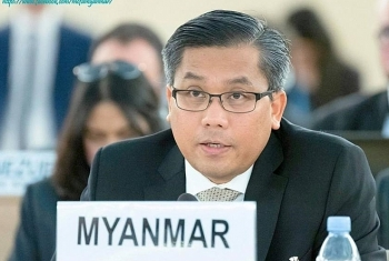 Liên hợp quốc và Mỹ vẫn xem Đặc phái viên phản đối đảo chính là đại diện chính thức của Myanmar