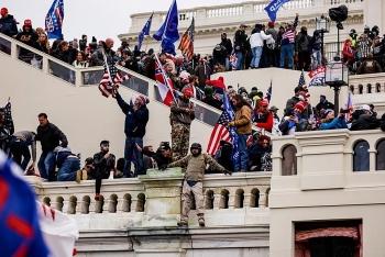 Báo cáo đánh giá cuộc bạo loạn Điện Capitol vô tình hé lộ nhược điểm cảnh sát Quốc hội Mỹ