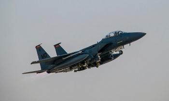 'Đại bàng thầm lặng' của Mỹ tại Syria - cơn ác mộng kinh hoàng của đối phương
