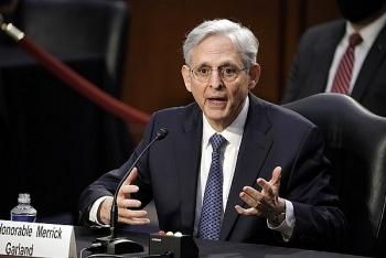 Thượng viện Mỹ phê chuẩn đề cử Bộ trưởng Tư pháp