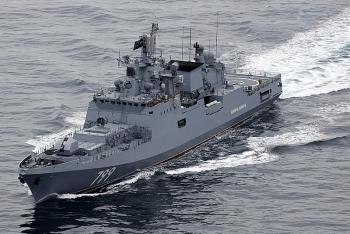 Anh bất ngờ thông báo điều hạm đội tới biên giới Nga