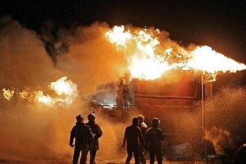 Thổ Nhì Kỳ tức tốc phản ứng khi nhiều cơ sở dầu mỏ bị nã pháo