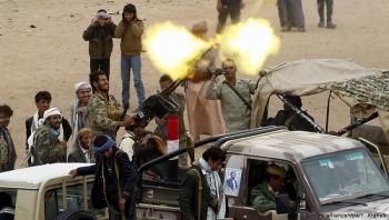 Lực lượng Houthi tấn công sân bay quốc tế Abha bằng may bay không người lái