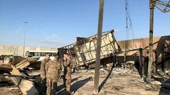 Mưa rocket lại trút xuống quân đội Mỹ tại Iraq