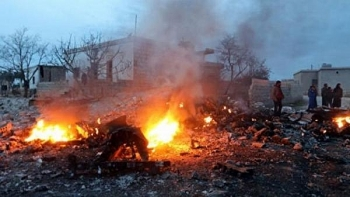 Giới chức Nga lần đầu công bố số quân nhân thiệt mạng khi tham chiến ở Syria