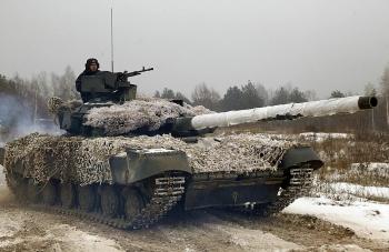Tác chiến điện tử Nga bắt đầu gây nhiễu lực lượng vũ trang Ukraine ở Donbass