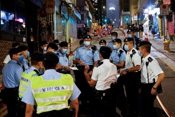 Mỹ trừng phạt 24 quan chức Trung Quốc đại lục và Hong Kong liên quan vấn đề bầu cử đặc khu