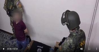 Video: Đặc nhiệm Nga bắt sống một khủng bố IS ở Adygea