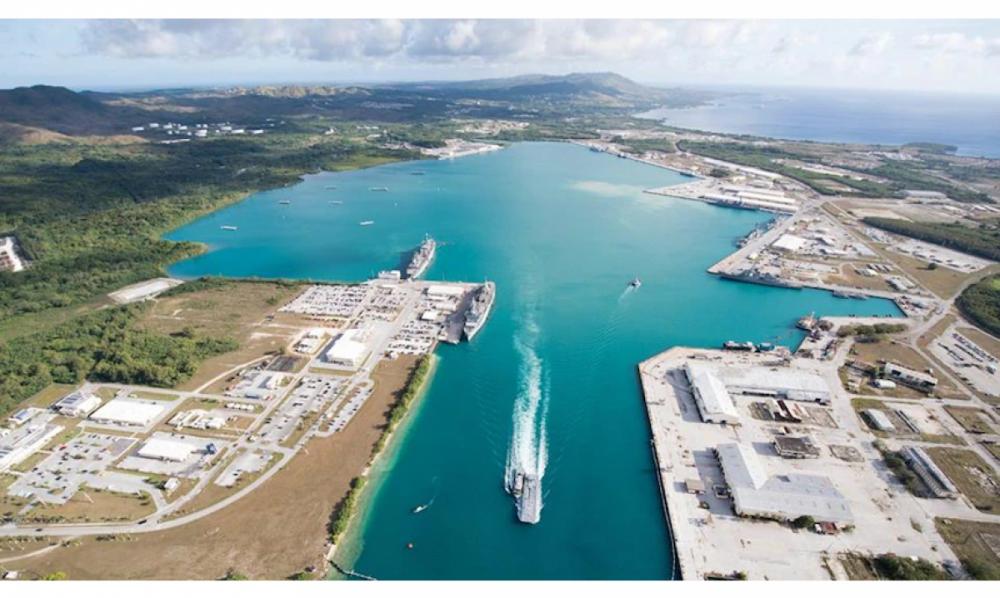 Hải quân Mỹ muốn xây căn cứ tên lửa ở Thái Bình Dương