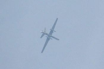 UAV của Mỹ được phát hiện ở Donbass, gần khu vực phân giới?