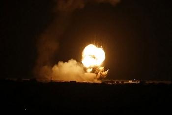 Syria dội tên lửa, đối phó với các hành động khiêu khích của Thổ Nhĩ Kỳ