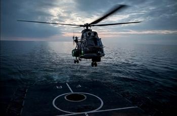 Tàu chiến NATO tập trận quy mô cực khủng ngay sát Crimea