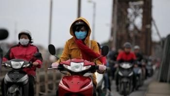 Thời tiết ngày mai 23/3: Bắc bộ trời rét, các tỉnh từ Quảng Bình đến Khánh Hòa có mưa