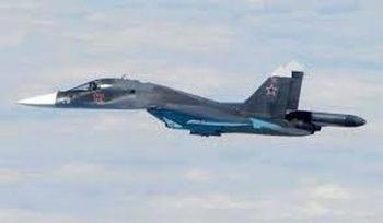 Nga tức tốc điều 4 chiến cơ Su-34 đến Syria