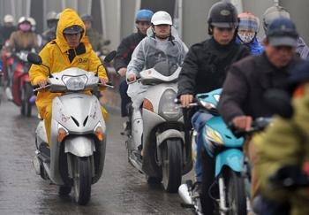 Thời tiết ngày mai 24/3: Hà Nội đêm và sáng trời rét, Tây Nguyên đêm có mưa rào