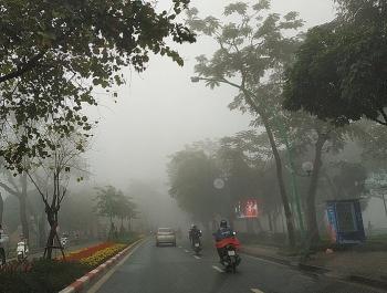 Thời tiết ngày mai 26/3: Hà Nội mưa phùn và sương mù, Tây Nguyên đề phòng lốc sét