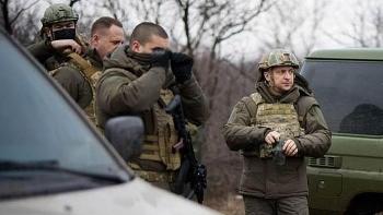 Ukraine xác nhận Nga là đối thủ quân sự ở cấp độ quốc gia
