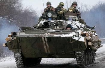 Nguồn gốc bí ẩn của 650 xe chiến đấu của quân đội ly khai Ukraine