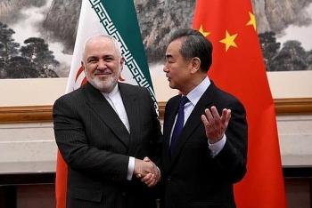 Trung Quốc – Iran ký hiệp ước bất chấp hàng loạt lệnh trừng phạt từ Mỹ