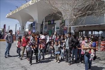 Mexico đề nghị Tổng thống Biden cấp thị thực lao động cho người di cư